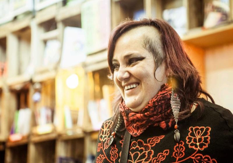 """La fundadora del colectivo boliviano Mujeres Creando critica la tecnocracia de género y sus promesas de equidad. """"El engaño está ahí, no es que lo que nos falta es un puñado de derechos y punto"""", dice."""