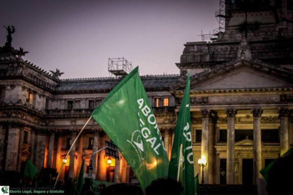 Fotografía: Campaña Nacional por el Derecho al Aborgo Legal, Seguro y Gratuito.