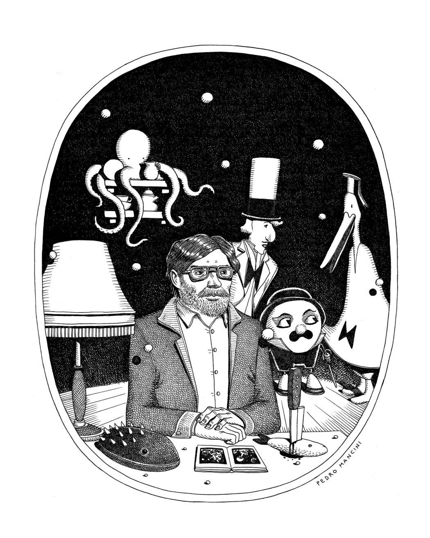 Ilustración: Pedro Mancini