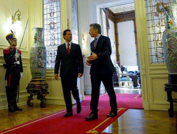 Fotografía: Presidencia.