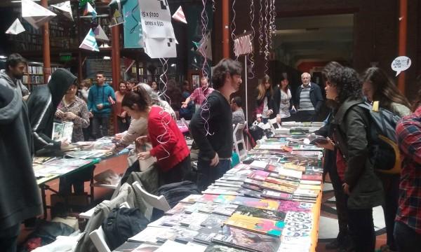 El 5to Foro de Revistas Culturales se llevó a cabo en septiembre pasado en la Universidad Nacional de Quilmes. Gentileza: Arecia.