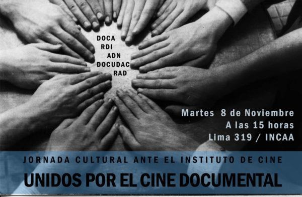 Gentileza: documentalistas argentinos